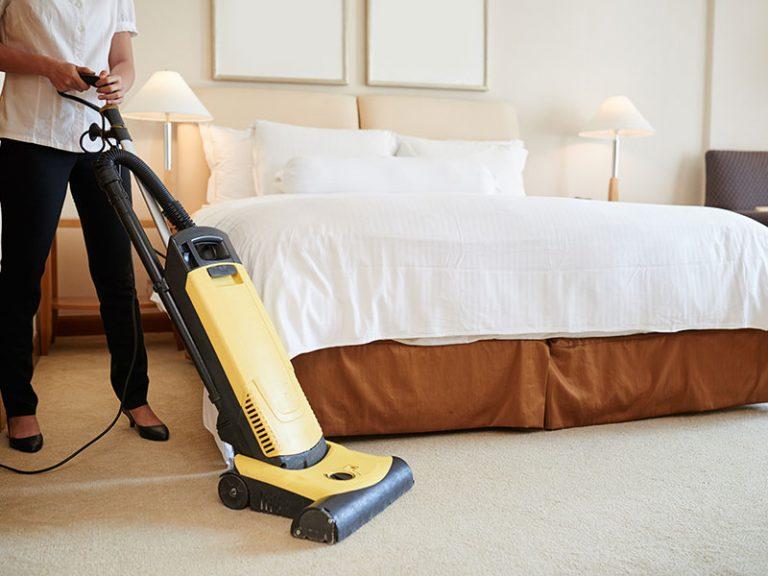 Les astuces pour désinfecter une chambre à coucher