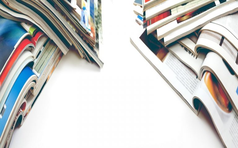 Comment ranger avec style sa collection de magazines dans son bureau ?