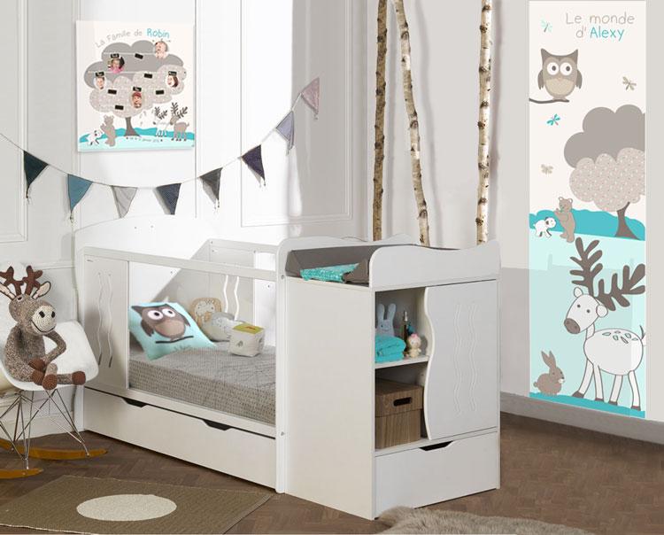 Déco chambre de bébé : comment réussir cette mission délicate quel que soit le style de la pièce ?